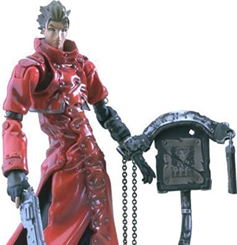 TRIGUN Vash Stan Pete Action Figure (japan import)