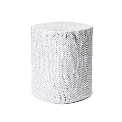 Soundskins voor Sonos Play 1 textielovertrek decoratie rook wit SS-01-WHITE
