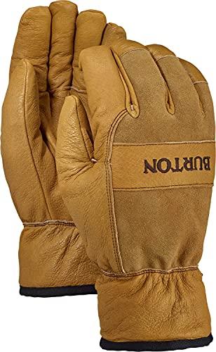 Burton Mens Lifty Insulator Glove, Raw Hide New, Small