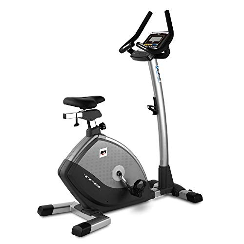 BH Fitness i.TFB H862I - Vélo d'appartement - Magnétique - Volant d'inertie de 14 Kg - Ecran LCD -...