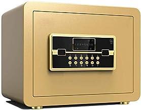 KDMB Kluizen voor thuis elektronisch wachtwoord geld kluis Dubbele sleutel Ingebouwde Alarm 35 * 25 cm Safebox