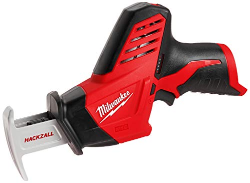 Milwaukee M12 12-Volt Hackzall Recip Saw (2420-20) (Tool Only - No Battery)