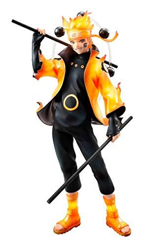 Naruto Uzumaki Megahouse Figure