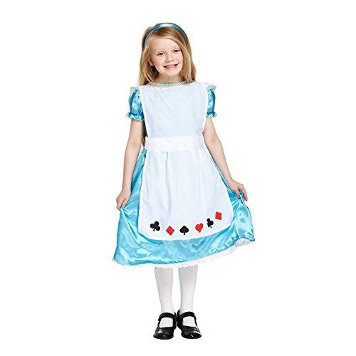 Les filles Alice, Costume de déguisement, bambin - Age 3