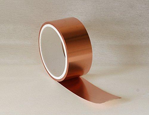 Kupferblech, 0,30 x 30 mm, 2 m Rolle