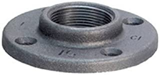 Anvil 8700163804, Malleable Iron Pipe Fitting, Floor Flange, 3/8