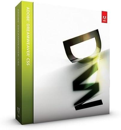 Adobe Dreamweaver CS5 Macintosh版 (旧製品)