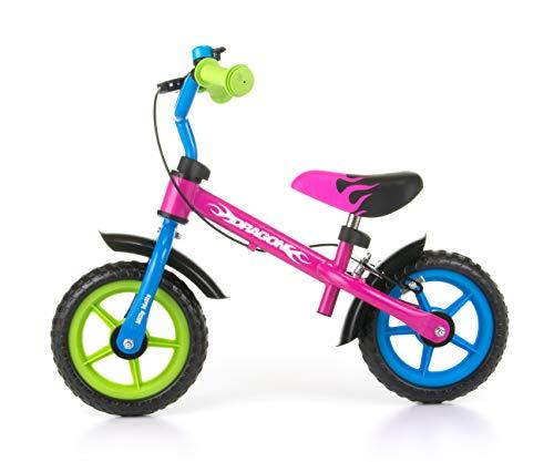 Milly Mally Dragon Braked Balance Bike