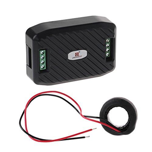 Qiulip AC 100A RS485 Modbus Kommunikationsmodul Spannungsstrom Energie Hz Leistungsfaktor