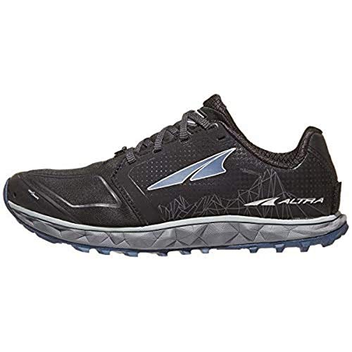 ALTRA Women's AFW1953G Superior 4 Trail Running Shoe, Black/Purple - 10 B (M) US
