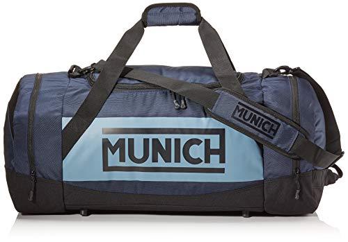 Munich 2018 Mochila Tipo Casual 31 cm  55 litros  Azul