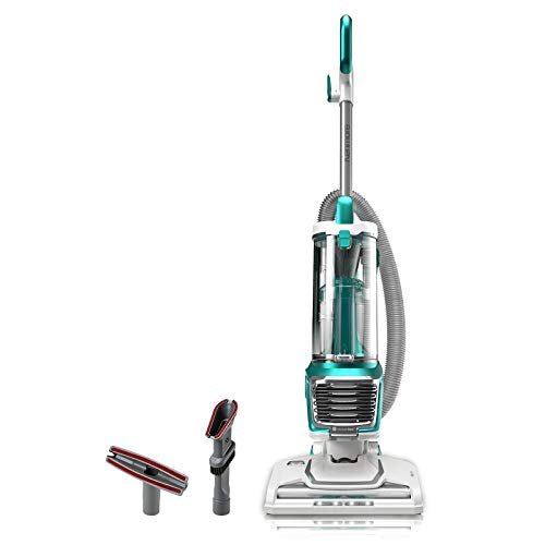 Kenmore DU2012 AllergenSeal Bagless Upright Vacuum 2-Motor Power Suction Lightweight Vacuum Cleaner with 10' Hose, HEPA Filter, 2 Cleaning Tools for Pet Hair, Carpet and Hardwood Floor