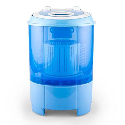 Oneconcept SG003 Camp Edition - Mini-Lavadora y centrifugadora, Capaci