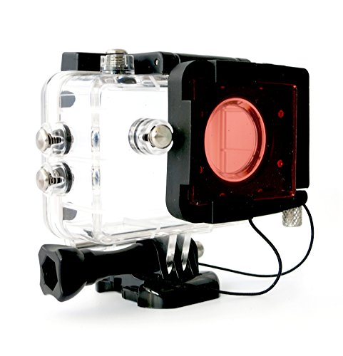 Magic-Filter Rotfilter SJ4000 / Rollei 310 / VicTsing/VTIN