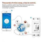 Vosarea-Controlador-Inteligente-WiFi-abrepuertas-de-Garaje-inalmbrico-Interruptor-de-aplicacin-WiFi-Interruptor-de-Enchufe-de-Control-Remoto