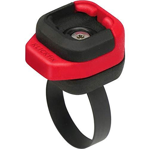 KLICKfix Unisex– Erwachsene Adapter-2179227450 Adapter, schwarz, Einheitsgröße