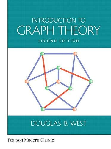 Introduction to Graph Theory (Classic Version) (Pearson Modern Classics for Advanced Mathematics Series)