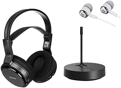 Top 10 Best wireless headphone system for tv Reviews