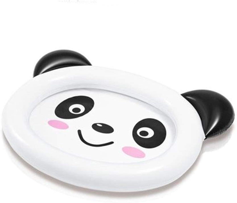 YANFEI YANFEI Schwimmen Baby Baby Ball Pool, aufblasbar, Panda, Frosch, Schnecke, Hippocampus 4 Form (Farbe   A11789  14)
