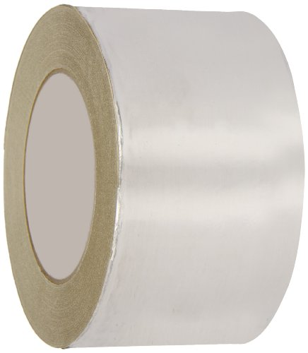 Nashua Aluminum Extreme Weather Foil Tape, 3.5 mil Thick, 46m Length, 72 mm Width