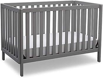 Delta Children Milo 3-in-1 Convertible Crib