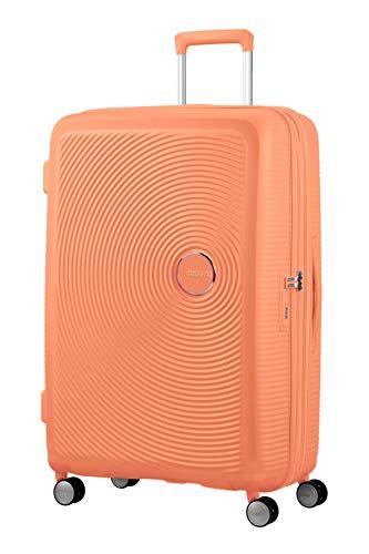 American Tourister Soundbox - Spinner L Expandible Maleta, 77 cm, 97/110 L,...
