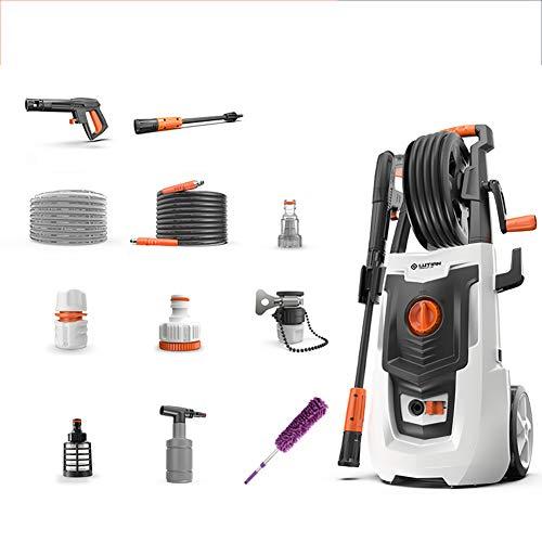 All Power 1900W 220V 160Bar Elektrische hogedrukreiniger, Power Washer met slanghaspel voor huis, loopbrug, auto en buitenreiniging