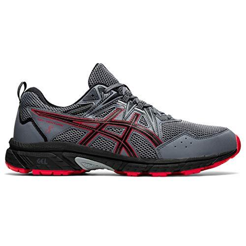 Asics Gel-Venture 8, Zapatillas para Correr para Hombre, Metropolis/Classic Red, 40 EU
