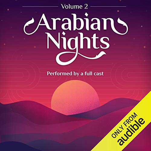 Arabian Nights: Volume 2 cover art