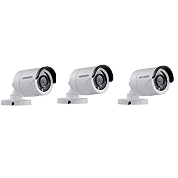 Hikvision 1MP(720P) DS-2CE1ACOT-IRP/ECO Turbo HD Night Vision Bullet CCTV Camera 3Pic