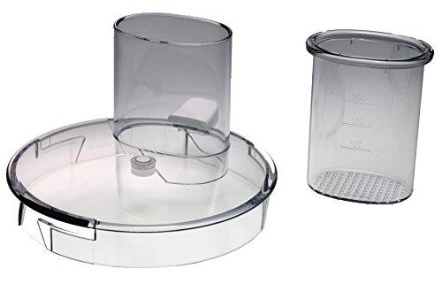 Deckel CP9822,996510057047 kompatibel mit/Ersatzteil für Philips HR7627, HR7628 Küchenmaschine