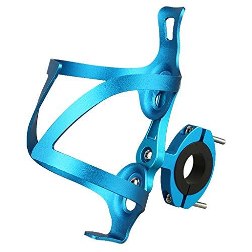 Sayla Radfahren Kettle-Halter Ultra-Light Universalfahrrad Wasser Flaschenhalter Flaschenhalter, Flaschenhalter Fahrrad, Wasserdicht Flasche Bike Getränkehalter MTB Rennrad Topcage (Blau)