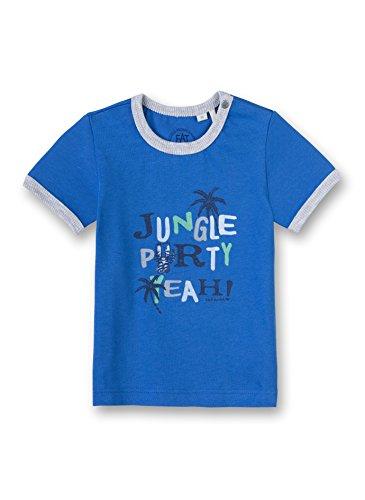 Eat Ants by Sanetta Jungen-T-Shirt, Jungle Party dunkelblau 50001, Gr 68