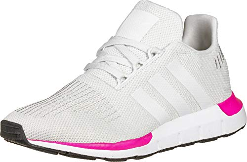 Adidas Schuhe Swift Run J Crystal White-Crystal White-Core Black (EE7024) 39 1/3 Weiss