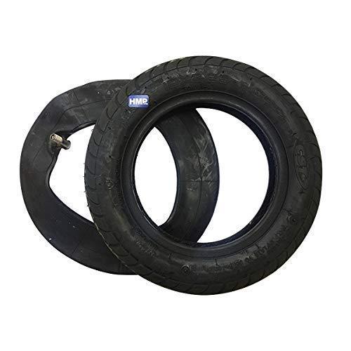 HMParts Reifen mit Schlauch 10x2.25...