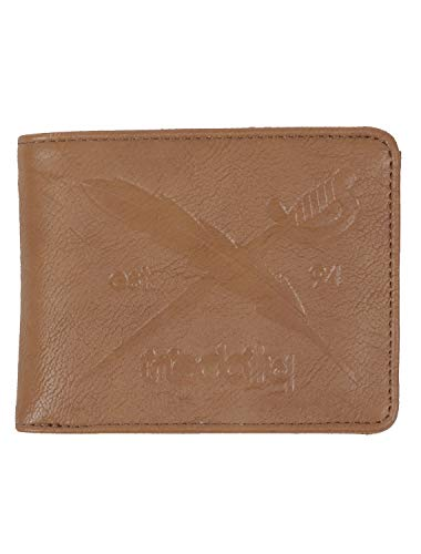 IRIEDAILY Flag 2 Punch Wallet [brown]