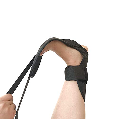 WepMeds Care Yoga Stretch Strap Exercise Stretching Strap for Yoga Practice, Ligament...
