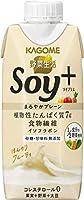 (訳あり)賞味期限:2021/03/14 カゴメ 野菜生活Soy+プレーン (330ml×12本)×2箱