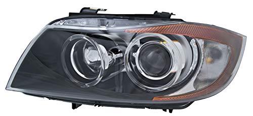 HELLA 354688051 BMW 3 (E90/E91) Limousine Touring Fahrerseite Scheinwerfer Montage