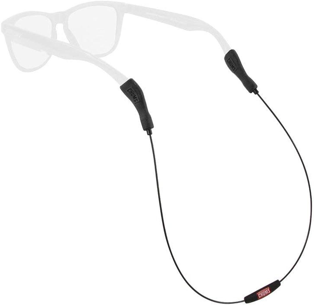 Chums Tideline black ultra lightweight stainless steel eyewear sunglasses retainer