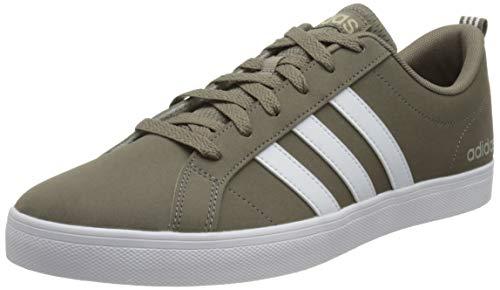 adidas VS Pace, Scarpe da Ginnastica Uomo, Simple Brown/Ftwr White/Core Black, 39 1/3 EU