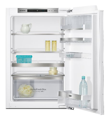 Siemens KI21RAF30 iQ500 Einbau-Kühlschrank / A++ / 87.4 cm Höhe / 97 kWh/Jahr / 144 Liter Kühlteil / hydroFresh-Box / Schleppscharnier