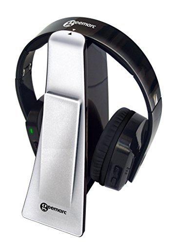 Geemarc CL7400 Funk-Kopfhörer silber by Geemarc