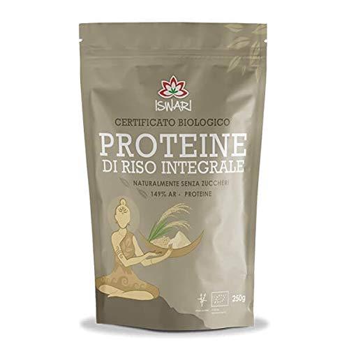 Proteine Di Riso Integrale