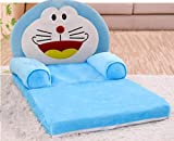 NKK PNP Newly Kids Sofa Cum Bed (Blue DOREMON)
