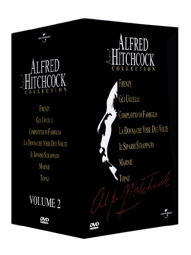 Alfred Hitchcock Box, volume 2 (7 DVD)
