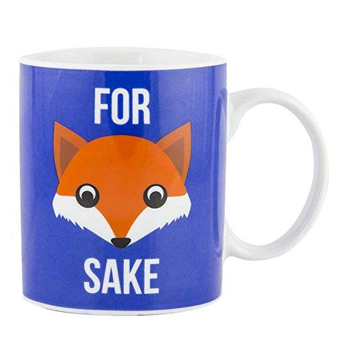 Paladone For Fox Sake Funny Ceramic Cof...