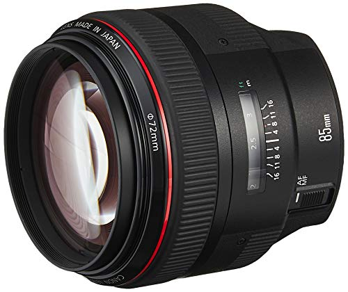 Canon EF 85mm f1.2L II USM Lens for Canon DSLR...
