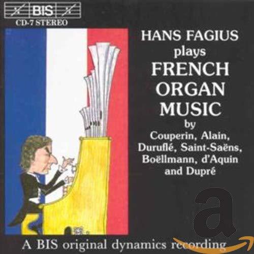 Hans Fagius spielt französische Orgelmusik
