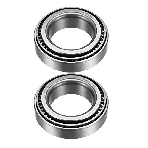 uxcell LM29749/LM29710 Tapered Roller Bearing Cone and Cup Set 1.5